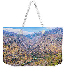 King's Canyon  Weekender Tote Bag