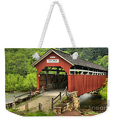 Kings Covered Bridge Somerset Pa Weekender Tote Bag
