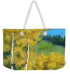 Kings Of Autumn Weekender Tote Bag