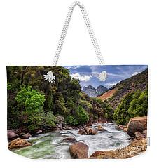 Kings River Weekender Tote Bag