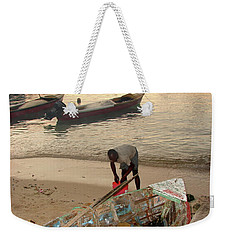 Kingston Jamaica Beach Weekender Tote Bag