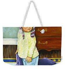 Kira Weekender Tote Bag