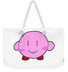 Kirby Weekender Tote Bag