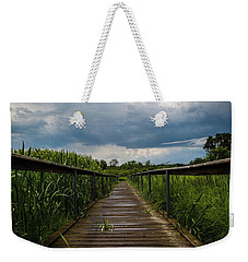 Kishwaukentoe Nature Conservancy Weekender Tote Bag