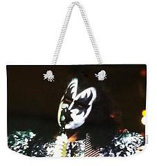 Kiss Gene Weekender Tote Bag