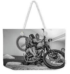 Kiss Me Now- Weekender Tote Bag
