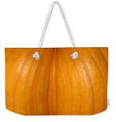 Butt Crack Pumpkin Weekender Tote Bag