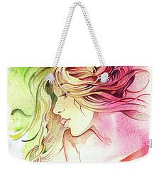 Kiss Of Wind Weekender Tote Bag