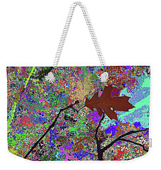 Kiss To The Sky In Fall Weekender Tote Bag