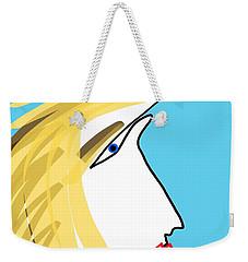 Kisser Weekender Tote Bag