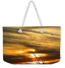 Kissimmee Prairie 005 Weekender Tote Bag