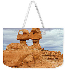 Kissing Rock Weekender Tote Bag