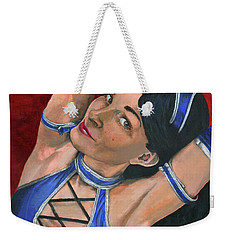 Kitana Weekender Tote Bag