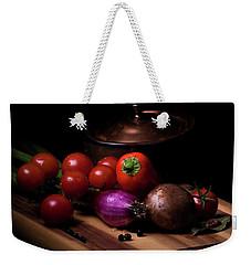 Kitchen 2 Weekender Tote Bag