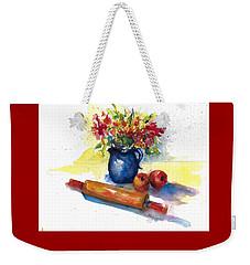 Kitchen Bouquet June 2018 Weekender Tote Bag