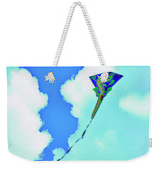 Kite II Weekender Tote Bag by Tony Grider