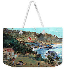 Kites At Bathsheba Weekender Tote Bag