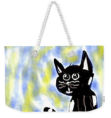 Kitty Kitty Weekender Tote Bag