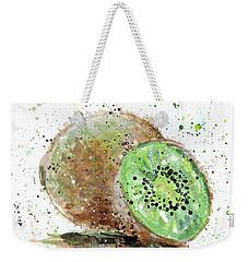 Kiwi 2 Weekender Tote Bag