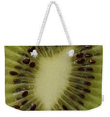 Kiwi Macro Weekender Tote Bag
