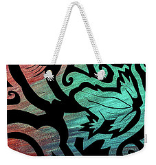 Kiwi Nature Weekender Tote Bag