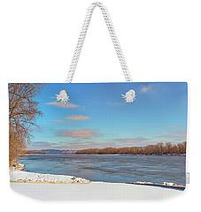 Klondike Park Boat Ramp Weekender Tote Bag