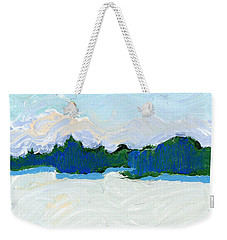 Knife Lake Weekender Tote Bag