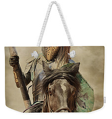 Knights Tale Weekender Tote Bag by Steve McKinzie