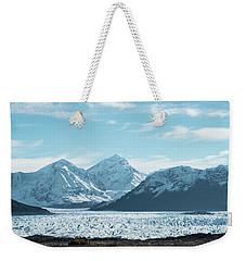Knik Glaicer 1 Weekender Tote Bag