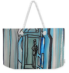 Knocking On Heaven's Door Weekender Tote Bag