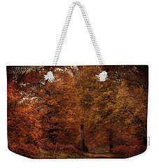 Weekender Tote Bag featuring the photograph Knole by Ryan Photography