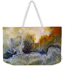 Knowing Weekender Tote Bag