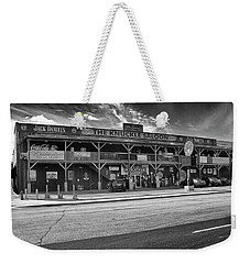 Knuckle Saloon Sturgis Weekender Tote Bag