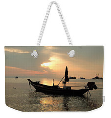 Ko Tao In Evening Weekender Tote Bag