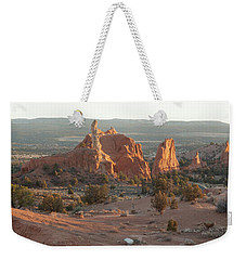 Kodachrome Basin In Escalante Canyon Weekender Tote Bag