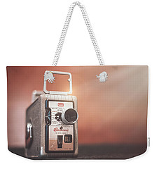 Kodak Brownie 8mm Weekender Tote Bag
