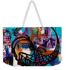 Koi Weekender Tote Bag