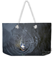 Koi At The Seattle Japanese Gardens Weekender Tote Bag