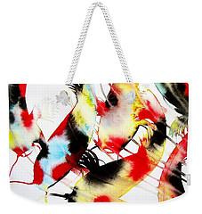 Koi Dance Weekender Tote Bag