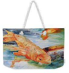 Koi I Weekender Tote Bag