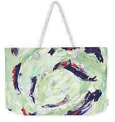 Koi Joy Weekender Tote Bag