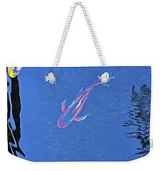 Koi No. 5-1 Weekender Tote Bag