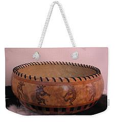 Kokopellis #go12 Weekender Tote Bag
