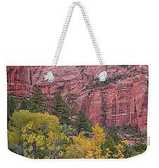 Kolob Canyon Colors Weekender Tote Bag