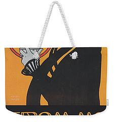 Koloman Moser Plakat  Fur Frommes Kalender 1899 Weekender Tote Bag