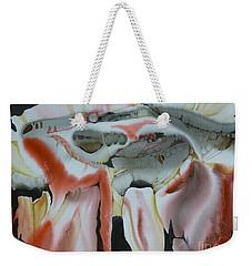 Kommodo Weekender Tote Bag by Donna Acheson-Juillet