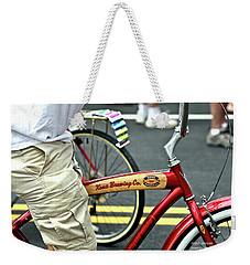 Kona Beer Bike Weekender Tote Bag