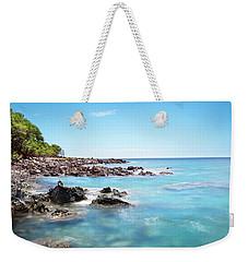 Kona Hawaii Reef Weekender Tote Bag by Joe Belanger