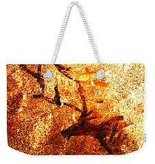 Kondane Deer Weekender Tote Bag by Asok Mukhopadhyay