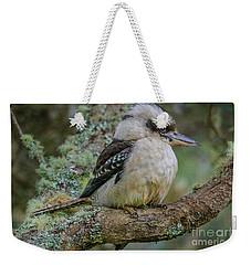 Kookaburra 4 Weekender Tote Bag